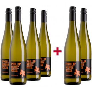 4+2 Chardonnay Paket  - Weingut Phillip Heinz