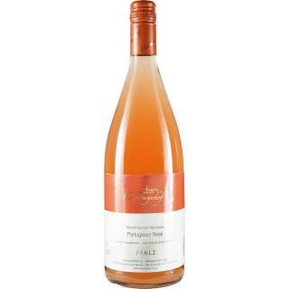 2019 Portugieser Rosé lieblich 1,0 L - Weingut Herrenbergerhof