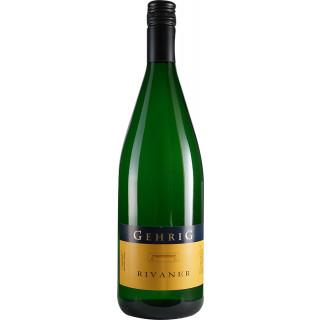 2019 Rivaner feinherb 1,0 L - Weingut Gehrig