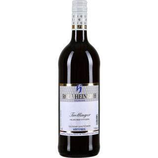 2018 Heilbronner Stiftsberg Trollinger Qualitätswein 1L - Weingut Rolf Heinrich