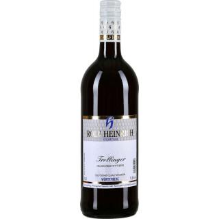 2019 Heilbronner Stiftsberg Trollinger Qualitätswein 1L - Weingut Rolf Heinrich