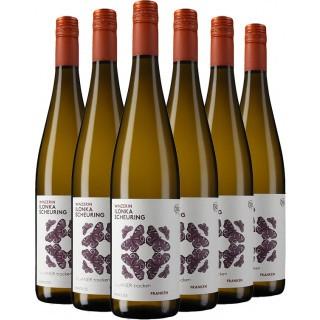 Silvaner Paket - Weingut Scheuring