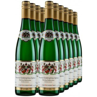 "10% Rabatt ""Piesporter Goldtröpfchen-Paket"" Riesling Spätlese Halbtrocken - Weingut Josef Reuscher Erben"