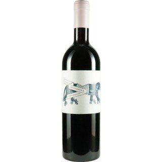 2015 Samtpfote Cuvée rot trocken - Weingut Bietighöfer