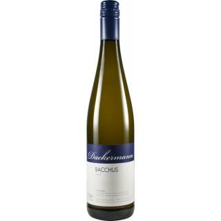 2017 BACCHUS restsüß - Weingut Dackermann