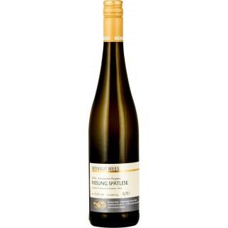 2018 Riesling Spätlese Kreuznacher Paradies Nahe Weißwein feinherb - Weingut Mees