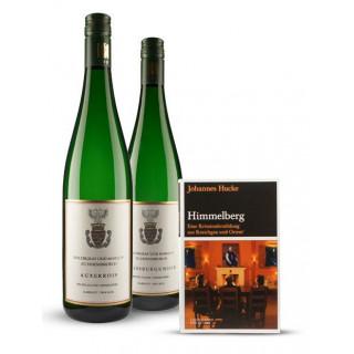 """Kleines """"Crime-Paket Baden"""" Weingeschenk - Weingut Reichsgraf und Marquis zu Hoensbroech"""