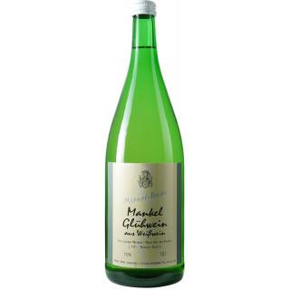 Glühwein weiß 1,0 L - Weingut Mankel