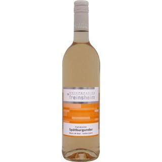 2018 Spätburgunder Blanc de Noir QbA Halbtrocken - Weinparadies Freinsheim