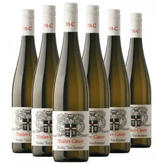 "Riesling ""vom Kieselstein""-Paket - Weingut Müller Catoir"