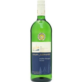 2018 Müller-Thurgau trocken - Vinum Autmundis - Odenwälder Winzergenossenschaft