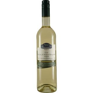 2019 Riesling & Weißer Burgunder Cuveé feinherb - Weingut Bremm