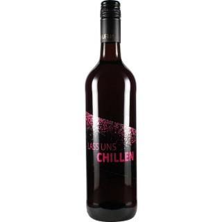 Lass uns chillen Rotwein lieblich - Weingut Gaufer