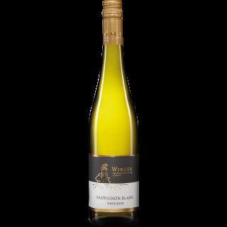 2018 Eckelsheimer Kirchberg Sauvignon Blanc QbA trocken - Winzer der Rheinhessischen Schweiz