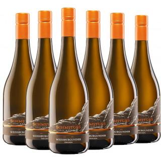 6er Paket Weissburgunder - Weingut Schmitges