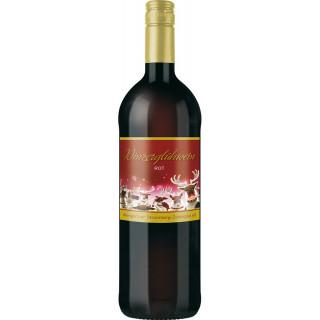 Glühwein Rot 1L - Weingärtner Stromberg-Zabergäu