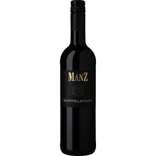2017 Doppelstück Rotweincuvée Trocken - Weingut Manz