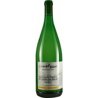2018 Müller-Thurgau trocken 1,0 L - Weingut Blöser