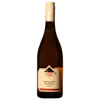 2018 Spätburgunder Qualitätswein Weißherbst trocken - Weingut Lönartz-Thielmann