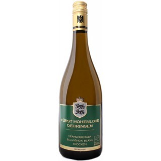 2017 Verrenberg Sauvignon Blanc VDP.Ortswein Trocken BIO - Weingut Fürst Hohenlohe-Oehringen