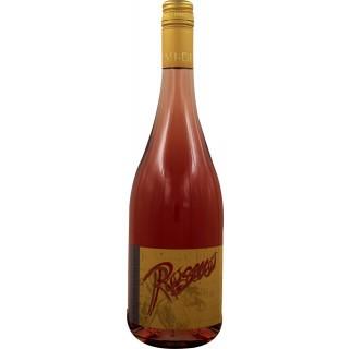 Rosecco rosé Perlwein trocklkken trocken - Weingut Chumbderhof