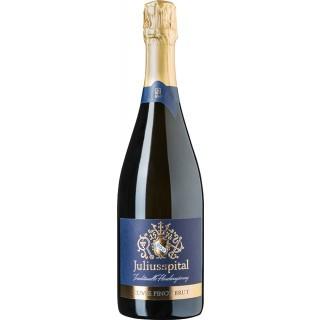2018 Cuvée Pinot Sekt b. A. brut - Weingut Juliusspital
