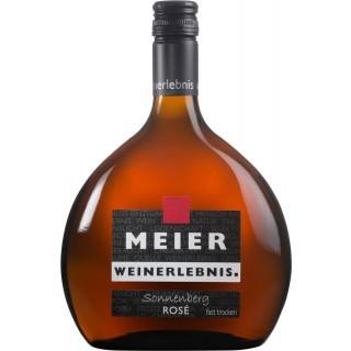 2017 Marktbreiter Sonnenberg ROSÉ fast trocken - Weingut Meier Schmidt