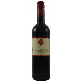 2016 Kitzinger Hofrat Cabernet Dorsa Spätlese Bordeaux Flasche trocken - Weingut Andreas Braun