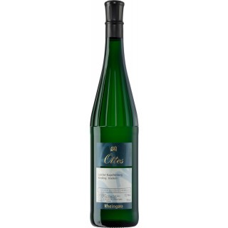 2013 Lorcher Kapellenberg Riesling Erstes Gewächs trocken - Weingut Ottes
