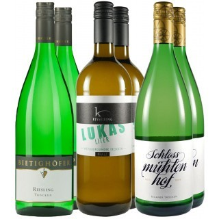 Unsere Liter Weißwein Favoriten
