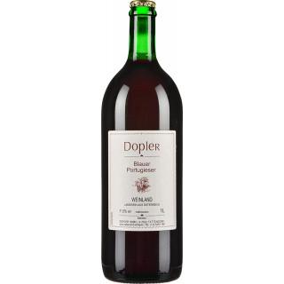 Blauer Portugieser halbtrocken 1,0 L - Weingut Dopler