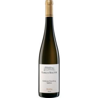 2016 Kinheimer Rosenberg Riesling Spätlese goldene Kapsel lieblich - Weingut Markus Molitor