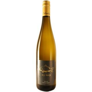 2017 my karp Riesling Feinherb Qualitätswein Mosel - Weingut Karp-Schreiber