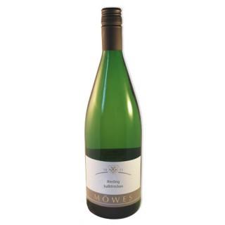 2018 Riesling halbtrocken 1L - Weingut Möwes