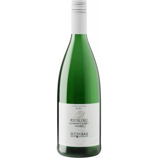 2019 Lehmener Riesling Kabinett trocken 1,0 L - Weinbau Weckbecker