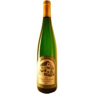 2016 Brauneberger Juffer-Sonnenuhr Riesling Spätlese - Weingut Karp-Schreiber