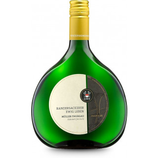 2018 Randersackerer Ewig Leben Müller-Thurgau Qualitätswein feinherb 1L - Winzergemeinschaft Franken