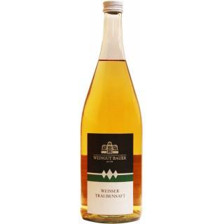 Weißer Traubensaft 1,0 L - Weingut M+U Bauer