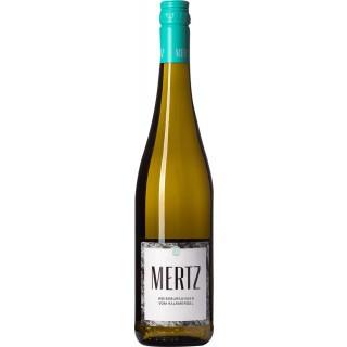 2018 Ortswein vom Kalkmergel Weißburgunder trocken - Weingut Mertz
