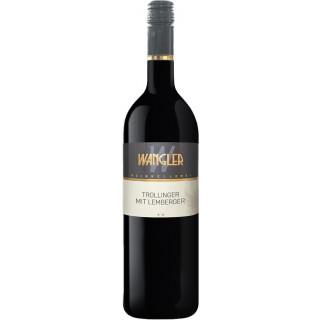 2019 Abstatter Schozachtal Trollinger-Lemberger halbtrocken - Weinkellerei Wangler