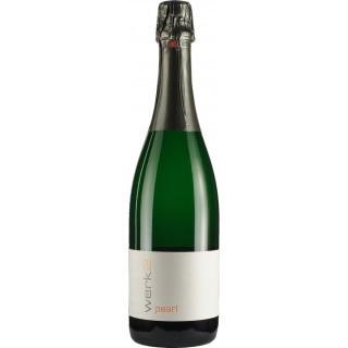 2016 pearl - Riesling Sekt brut - Weingut werk2