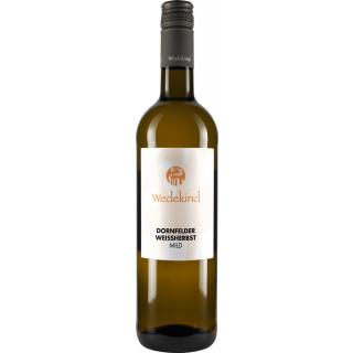 2016 Niersteiner Dornfelder Weißherbst BIO - Weingut Wedekind
