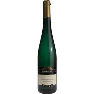 2018 Wehlener Sonnenuhr Riesling Auslese süß - Weingut Karl O. Pohl