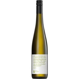 2018 Silvaner Trocken BIO - Weingut Eva Vollmer
