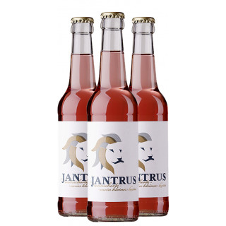 3x Jantrus Roséweinschorle 0,33 l - Schorle-Helden
