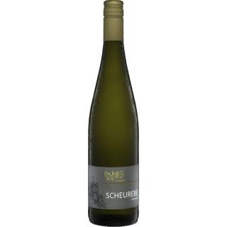 2016 scheurebe fruchtsüß lieblich - Weingut Dahms