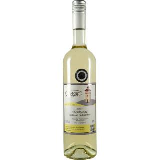 2018 Chardonnay Spätlese halbtrocken - Familienweingut Dechent