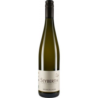 2018 Weißer Burgunder trocken Bio - Weingut Seyberth