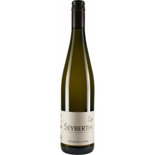 2018 Weißer Burgunder trocken DEMETER BIO - Weingut Seyberth