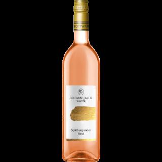 2018 Premium Spätburgunder Rosé halbtrocken - Bottwartaler Winzer
